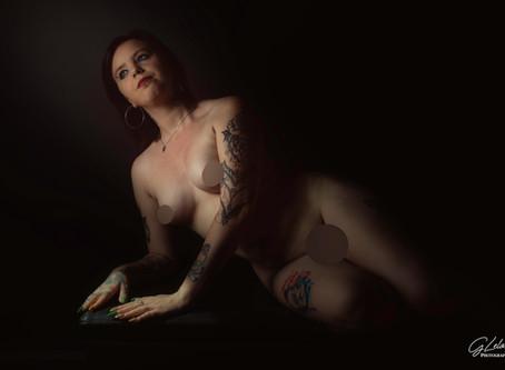 Aurélie le sensualité et le caractère