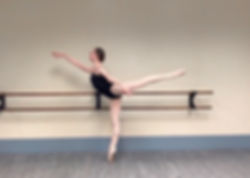 Take Ballet Classes in CA