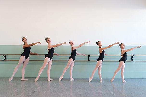 AVB training for ballet