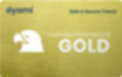 dyami gold abonnement kaart