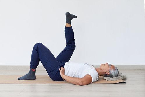 1 class of Zen Stretching or Floor-barre