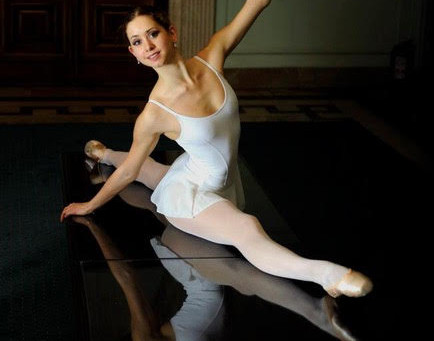Comment on devient professeur de danse classique, rencontre avec Noëllie Coutisson.