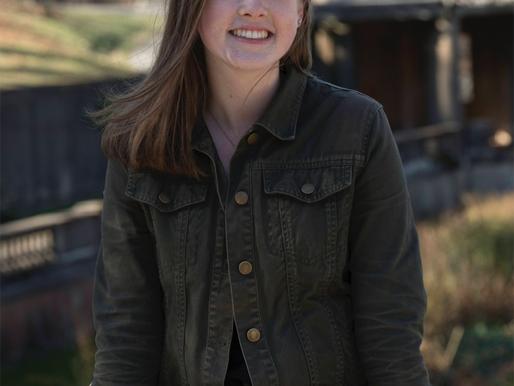 Intern Spotlight: Margot Kelly