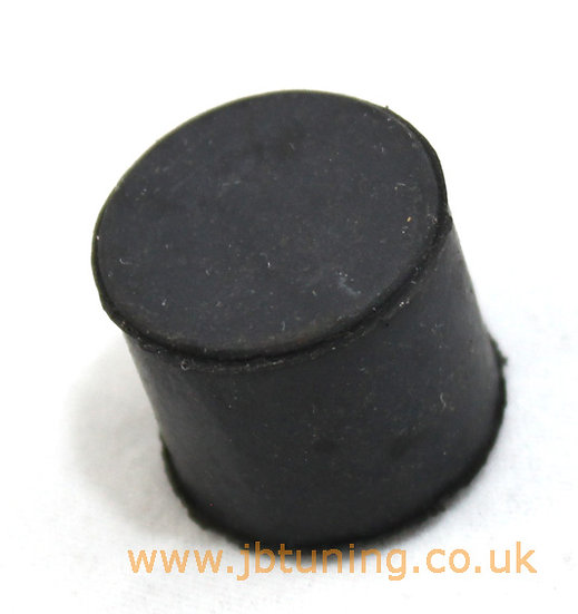 Engine sidecasing kickstart lever return rubber