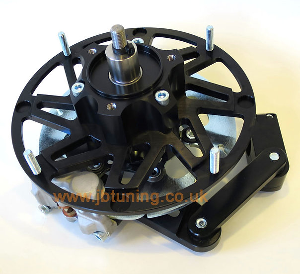 NEW! COMPLETE Casa Performance hydraulic front brake kit (Titanium version)