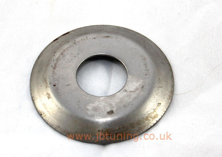 Spacer washer for under front sprocket