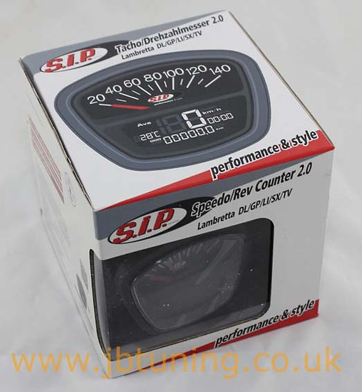 SIP Speedo for Lambretta Series 3