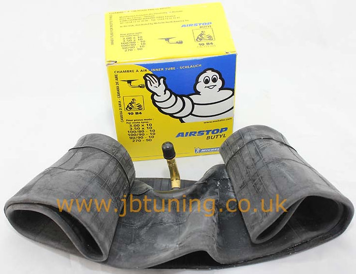 "Michelin Airstop Tube 10"" 90 degrees valve"