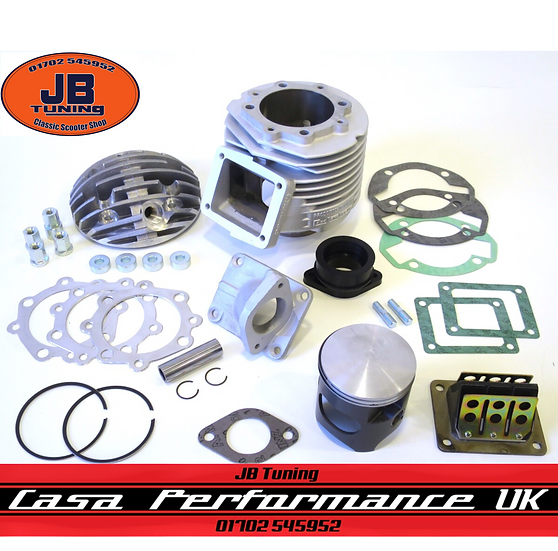 Casa Performance 225SS Kit latest version with new type head and new piston