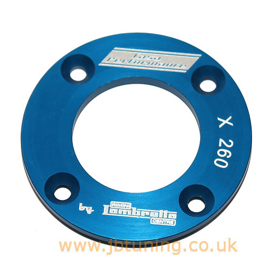X260 Casa Performance Seal Plate