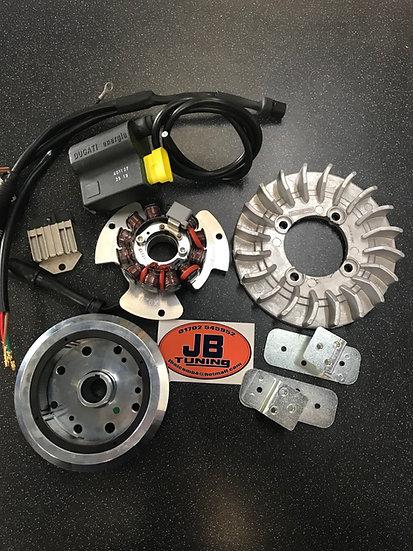 Casatronic Ducati ignition standard 12v ignition