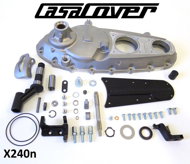 CasaCover Complete Engine Sidecasing