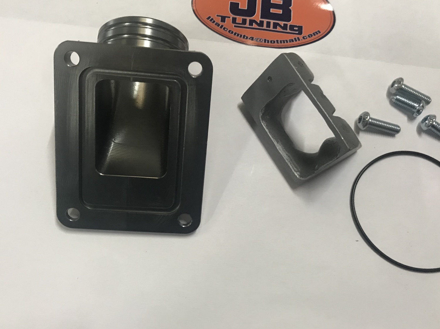 X58C casaperformance CNC Inlet for SS/SSR