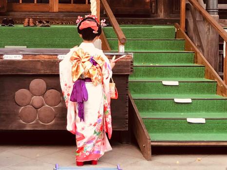 Shichigosan day