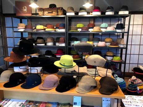 Usine, the hat maker of Kiryu