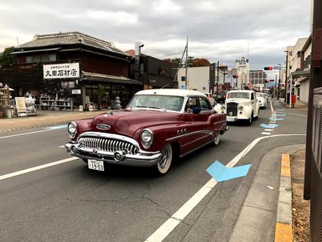 Classic cars festival