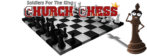 Chess For Kids and Adults in Church