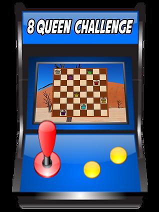 Chess-Adventures-8-Queen-Challenge-Arcar