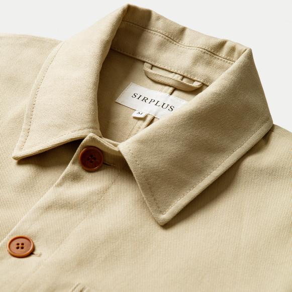 Sirplus-nude-cotton-jacket-product-photo