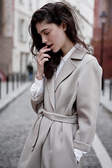 Peter-Fedrizzi-Lorena-Paris-maxmara-coat