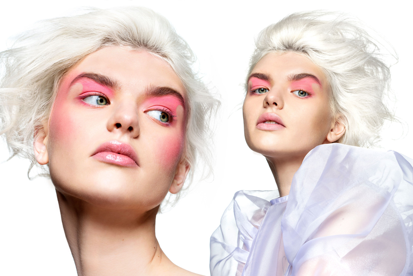 PeterFedrizzi-Sia-blond-hair-avantgarde-