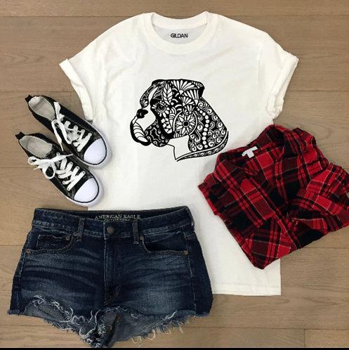 High Design Boxer Shirt