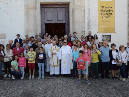 Encontro da Família Carmelita Descalça