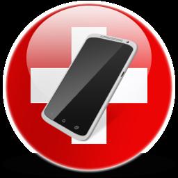Communication téléphonique Suisse