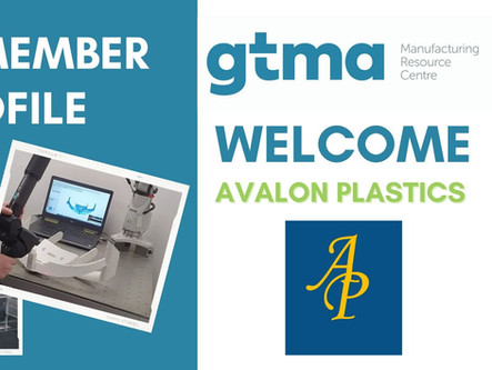 Avalon are members of the Gauge and Toolmakers Association
