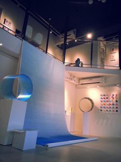 石川美奈子得獎作品與展場風景