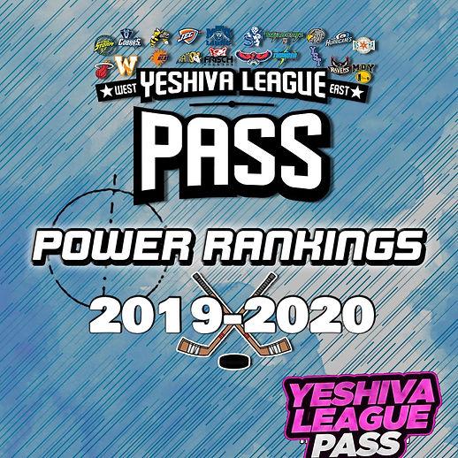 hockey power rankings cover 2019-20 w pi