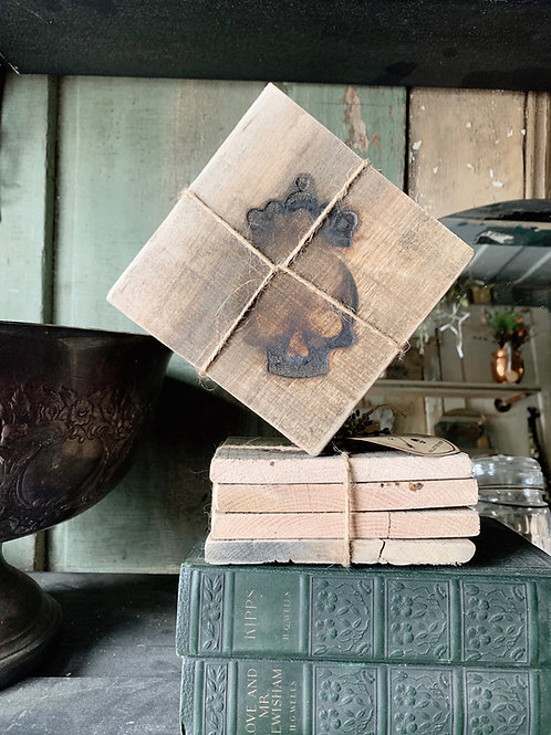 Pallet Refinery Coasters
