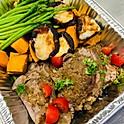Roast Beef w Seasonal Vegetables 8-10 pax