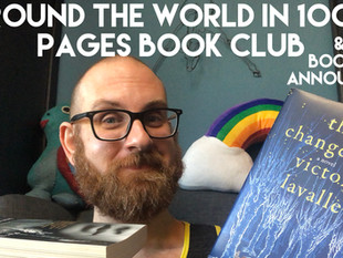 Around the World in 1000 Pages Book Club # 1
