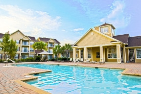 A DJ Connection is going poolside at the Village at Southern Oaks!