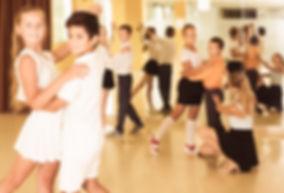 youth teen ballroom class