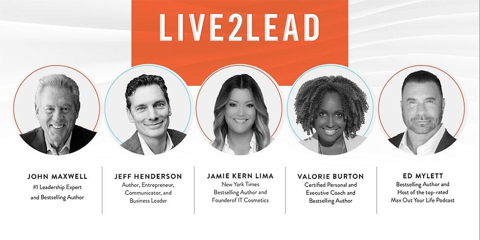 live 2 lead 2021 speakers