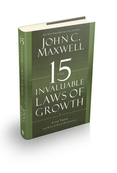The 15 Invaluable Laws of Growth book and online leadership class.