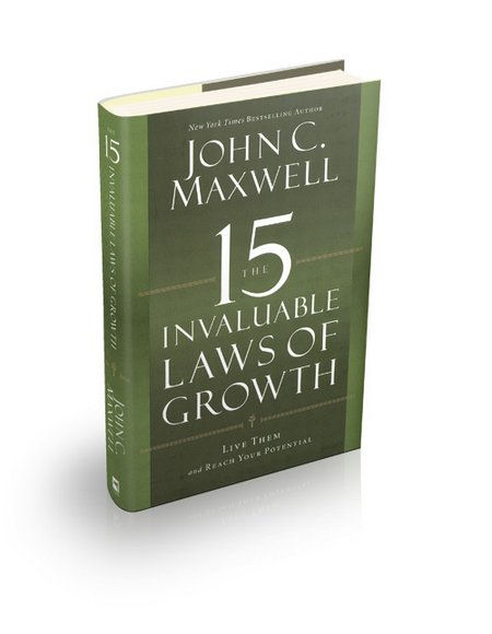 15 Laws of Growth Class - 2:00pm