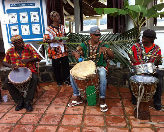Jounen Kwéyòl (Creole day) Saint Lucia