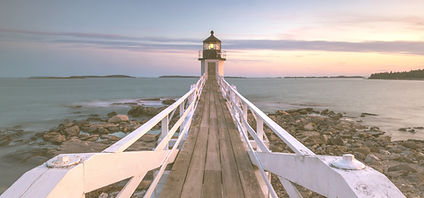 Sunset at Marshall Point Lighthouse _edi