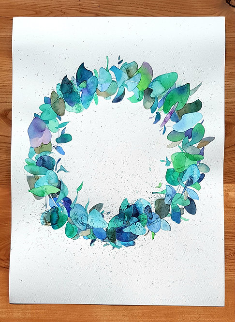 Herbal | Wreath