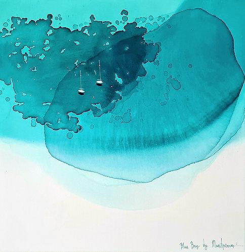 Blue Bay | White sands