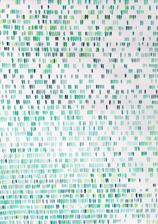 Colour Code | Emerald M