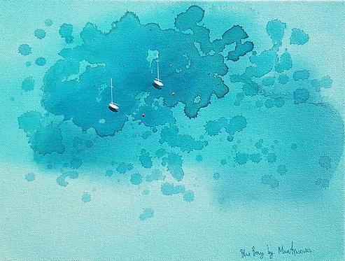 Blue Bay   Dulcia