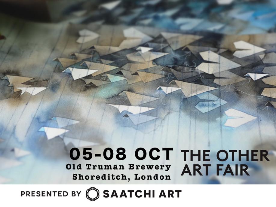 05-08 Oct,The Other Art Fair, London
