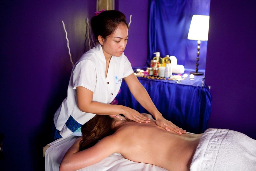 Тайский массаж в москве — 1