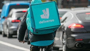 Deliveroo, Clubhouse, and Vegan Chocolate...