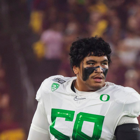 2021 NFL Draft: Ryan Waldis's First Round Mock