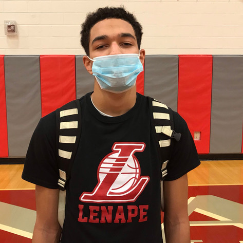 Lenape's Derek Simpson Gives Recruiting Update, Talks About Following in His Father's Footsteps